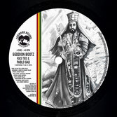 "RAS TEO & PABLO GAD  Geddion Bootz / Dub  Label: Forward Bound (7"")"
