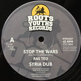 Ras Teo - Stop The Wars (Roots Youths Records)