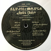 "EARL SIXTEEN, DANMAN  Let Jah / Jah Guide & Protect remix (12"")"