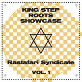 RASTAFARI SYNDICATE  King Step Roots Showcase Vol. 1  Label: Hornin' Sounds (LP)