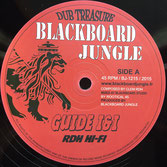 "RDH Guide I&I / Hiboo (Blackboard Jungle 12"")"