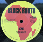 "SUGAR MINOTT, DEVON RUSSELL  Rome / Let Sleeping Dogs (12"")"
