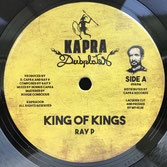 "RAY P  King Of Kings (7"")"