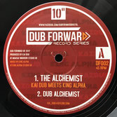 "KAI DUB meets KING ALPHA  The Alchemist/Roaring Lion (Dub Forward 10"")"