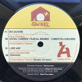 "BENJAMMIN, LONE ARK  Give Thanks / Dub  Label: Samuel (12"")"