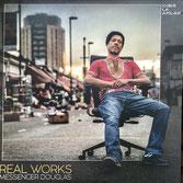 "MESSENGER DOUGLAS  Real Works   Label: Kibir La Amlak (2x12"")"