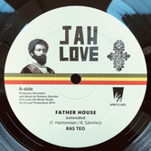 "RAS TEO  Father House / In My Vision (12"")"