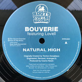 "BOUVERIE feat. LOVELL  Natural High (12"")"