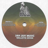 "WELLETTE SEYON Jah Jah Music (Black Redemption 7"")"