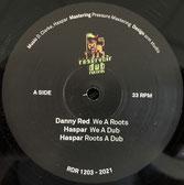 "DANNY RED / SAMA RENUKA  WE ARE ROOTS / SACRAD WOMAN   Label: Reservoir Dub (12"")"