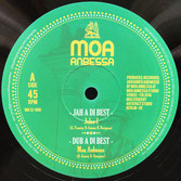 "JULES I / PRINCE DAVID Jah a di Best / Everliving (Moa Anbessa 12"")"