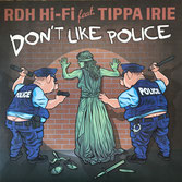 "TIPPA IRIE  Don't Like Police (12"")"