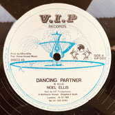 "NOEL ELLIS & SLY & ROBBIE  Dancing Partner / Dreadlocks Time (12"")"
