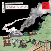 "STEPPAS RECORDS presents OSAKA STEPPAS Sak Dub I - Warrior Steppa Style (12"")"
