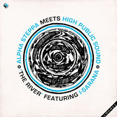 "ALPHA STEPPA meets HIGH PUBLIC SOUND The River ft I-Sarana (12"")  Steppas Records"