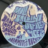 "AKEA BEKA & FIKIR AMLAK, BENJI REV.  Banton / Mighty Negus  Label: La Tempesta Dub (12"")"