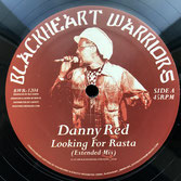 "DANNY RED  Looking For Rasta (12"")"