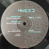 "IMPERIAL SOUND ARMY  Gideon Fyah (4Weed 12"")"