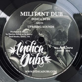 "UPRISING SOUNDS  Militant Dub (7"")"