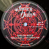 "INDICA DUBS & DUB CONDUCTOR Shiloh Rock (7"")"