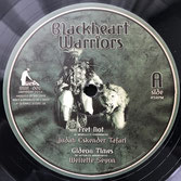 "JUDAH ESKENDER, WELLETTE SEYON  Fret Not / Gideon Times (Blackheart Warriors 10"")"