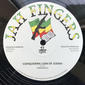 "VIBRONICS  Conquering Lion Of Judah (12"")"