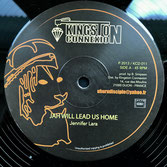 "JENNIFER LARA  Jah Will Lead Us Home (12"")"