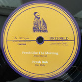 "JESSE ROYAL, WELLETTE SEYON,  KAI DUB  Fresh In The Morning / Rastafari  Label: Black Redemption (12"")     EUR 15,50  NEW!"