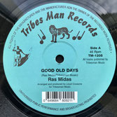 "RAS MIDAS  Good Old Days (12"")"