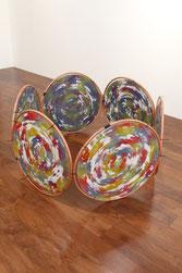 Drift   hoop,resin,unityband,plastictape 2009