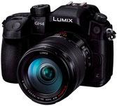 GH4 Kamera mit 4K für Kino und TV- Drohne