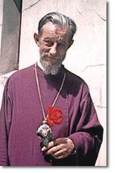 Monseigneur Jean de St. Denis. Eglise Orthodoxe de France