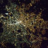 NASA/Chris Hadfield (Nacht); SPON.de