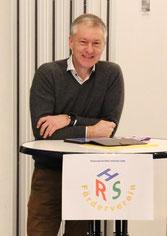 Marek Huth, 1. Vorsitzender