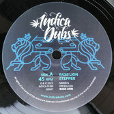 "BASS LION  Stepper  Label: Indica Dubs ( "")"