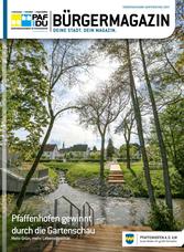 "PAFundDU Bürgermagazin ""Sonderausgabe Gartenschau 2017"""
