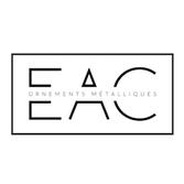 EAC Ornaments Metalliques  Logo