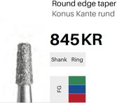FG-Diamant 845KR, Konus Kante rund