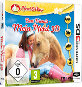Packshot Best Friends - Mein Pferd 3D