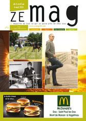 ZE mag Dax N°52