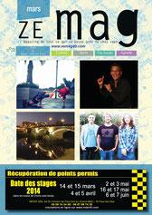 ZE mag Dax N°28
