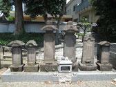 軽部家墓所