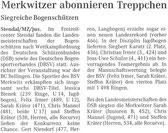 Artikel - LM in Stendal 2006 - BSV Merkwitz