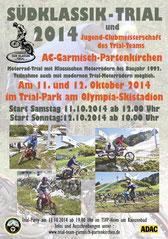Südklassik Garmisch-Partenkirchen, 11.-12.Okt.2014