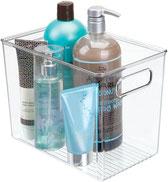 Cajas para organizar el baño - AorganiZarte