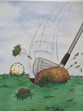 『ゴルフの本』17ページ目