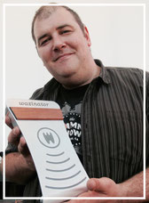 Lloyd Spiegel and Wazinator stompbox