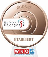 Ausgezeichnet mit dem Qualitätssiegel in Bronze der WKÖ Wien