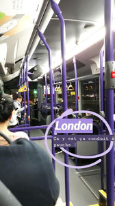 - Navette pour le changement de terminal à Londres -