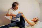 Osteopathie bei Knieschmerzen in Moenchengladbach